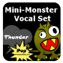 MiniMonster Set Volume 1_icon