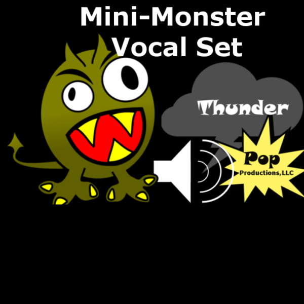 MiniMonster Set Volume 1